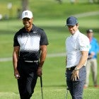 Mark Wahlberg Tiger Woods