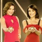 Luann de Lesseps and Bethenny Frankel from 'The Real Housewives of New York City,' season 10.