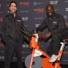 David Schwimmer and Sterling K. Brown Support Cycle for Survival in New York