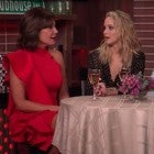 Jennifer Lawrence, Luann de Lesseps and Bethenny Frankel on 'WWHL'