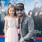 AJ McLean and Daughter Ava