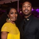 Angela Bassett and Michael B. Jordan