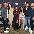 The cast of 'Jersey Shore' reunite at the 'Jersey Shore Family Vacation' Premiere Party