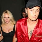 Pamela Anderson and Brandon Lee
