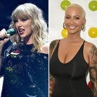 Taylor Swift and Amber Rose