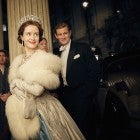 The Crown Claire Foy and Matt Smith