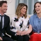 Daniel Lissing, Lori Laughlin and Erin Krakow of 'When Calls the Heart'