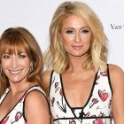 Paris Hilton and Jane Seymour