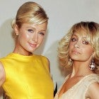 Paris Hilton and Nicole Richie in 2005
