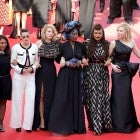 Cate Blanchett Ava DuVernay Womens Cannes March
