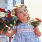 Princess Charlotte in Germany