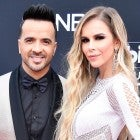 Luis Fonsi and wife at 2018 Billboard Awards