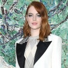 Emma Stone at Louis Vuitton show in France