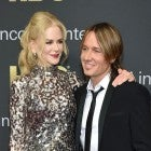 Nicole Kidman and Keith Urban at Lincoln Center