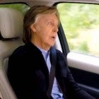 James Corden and Paul McCartney on 'Carpool Karaoke'