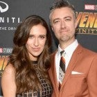Sean Gunn and fiancee Nataha Halevi
