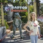 Ariana Richards at Universal Studios