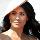 Meghan Markle at her first-ever Trooping the Colour parade