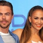 Jennifer Lopez Derek Hough