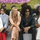 Brooklyn Beckham, Victoria Beckham, Kate Moss, Lenny Kravitz and Naomi Campbell