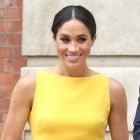 how to wear yellow for different skin tones Meghan Markle
