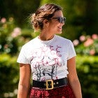 Mandy Moore Dior street style