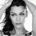 Bella Hadid Allure cover shoot