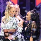 Britney Spears and Tinashe