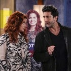 David Schwimmer Debra Messing Will & Grace
