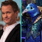 Neil Patrick Harris and The Peacock on 'The Masked Singer'