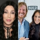 Cher, Chip and Joanna Gaines