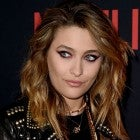 Paris Jackson at the dirt premiere