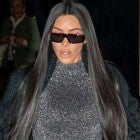 Kim Kardashian rocks sheer bodysuit in Paris, France on March 25