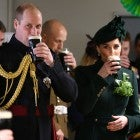 Prince William and Kate Middleton - guinness