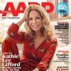 Kathie Lee covers AARP The Magazine