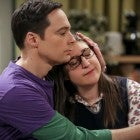 The Big Bang Theory Sheldon and Amy
