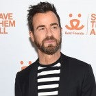 Justin Theroux at animal benefit