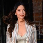 Olivia Munn in nyc on april 17