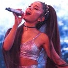 Ariana Grande performs at Coachella