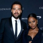 Jesse Williams and Taylour Paige