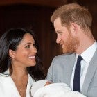 Meghan Markle, Prince Harry, Archie on May 8