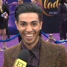 'Aladdin' Star Mena Massoud Says He Lived in a Closet Two Years Ago (Exclusive)
