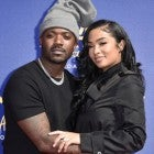 Ray J and wife Princess Love at the 2019 MTV Movie & TV Awards