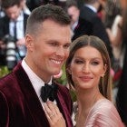Tom Brady and Gisele Bundchen at 2019 met gala