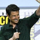 Watch Tom Cruise's Surprise Appearance at Comic-Con 2019