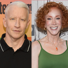Kathy Griffin Says She Knew Anderson Coopers Mother Better Than Him