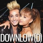 Frankie Grande Clears Up Ariana Grande-Mikey Foster Dating Rumors | The Downlow(d)
