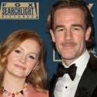 James and Kimberly Van Der Beek