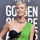 Charlize Theron at the 77th Annual Golden Globe Awards