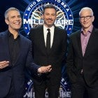 Andy Cohen, Jimmy Kimmel and Anderson Cooper on 'Who Wants to be a Millionaire?'